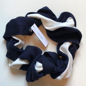 Calvin Klein knit infinity scarf